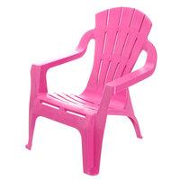 Roze Kinderstoel