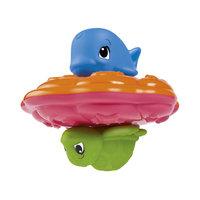 ABC Badspeeltje Schelp met Zeedieren