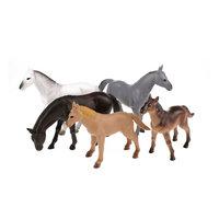 Animal World Paarden, 5st.