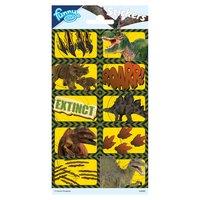 Stickervel Dino's