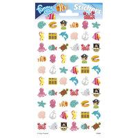 Stickervel Puffy - Oceaan