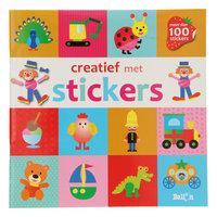 Creatief met Stickers - A