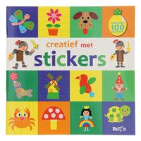 Creatief met Stickers - B