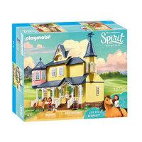 Playmobil Spirit 9475 Lucky's Huis
