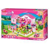 Sluban Girl's Dream - Speelhuis