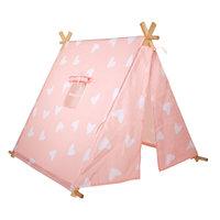 Tipi Tent Roze, 100cm