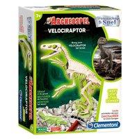 Clementoni Wetenschap & Spel Archeospel - Velociraptor