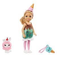 Barbie Chelsea Verkleedpop - Ijsjes