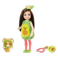 Barbie Chelsea Verkleedpop - Avocado