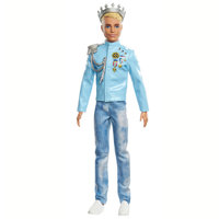 Barbie Princess Adventure - Prinspop