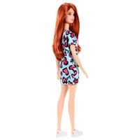 Barbie Pop met klassieke Outfit - Blauw