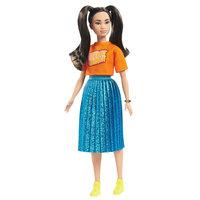 Barbie Fashionistas Pop - Feelin' Bright T-shirt met Rok