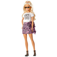 Barbie Fashionistas Pop - Strong Girls Make Waves T-shirt