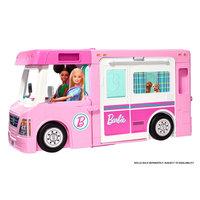 Barbie 3-in-1 DroomCamper met Accesoires