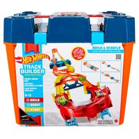 Hot Wheels Track Builder - Power Boost Box