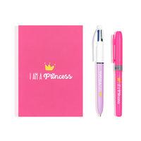 BIC Schrijfwaren Box Prinses
