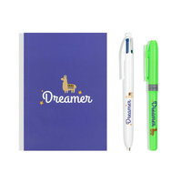 BIC Schrijfwaren Box Dreamer Alpaca