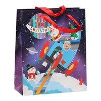 Cadeautasje Kerst Space