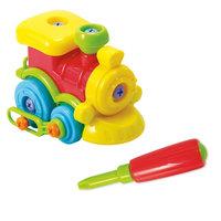 Playgo Constructieset - Trein