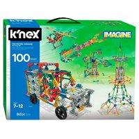 K'Nex Bouwset 100 Modellen