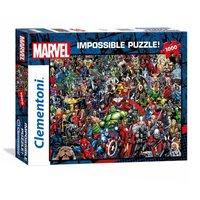 Clementoni Impossible Puzzel Avengers, 1000st.