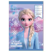 Notitieboek Frozen met Kleurplaten