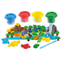 Playgo Kleiset Dino Vulkaan