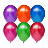 Ballonnen Titanium, 6st.