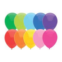 Ballonnen Gekleurd, 10st.