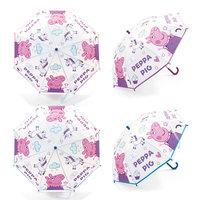 Transparante Paraplu Peppa Pig