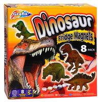 Gips Gieten Dino Magneten
