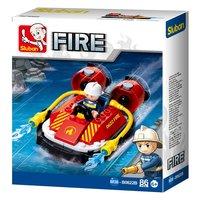 Sluban Brandweer Hovercraft