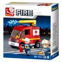 Sluban Brandweer Kleine Tankautospuit