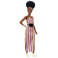 Barbie Fasionistas Pop - Stripes