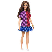 Barbie Fashionistas Pop - Mad for Plaid