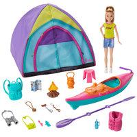 Barbie Stacie's Zomerkamp Speelset