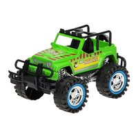 Frictie Power Jeep - Groen