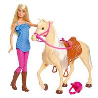 Barbie Pop met Paard