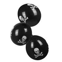 Piraten Ballonnen, 6st.