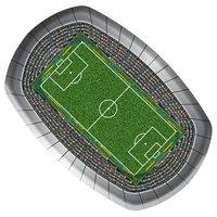 Voetbal Bordjes, 8st.