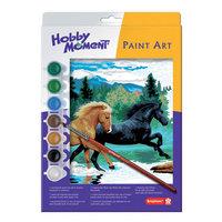 Bruynzeel Paint Art - Paarden