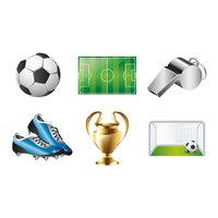Voetbal Tattoo