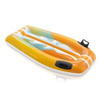 Intex Opblaasbaar Bodyboard - Oranje