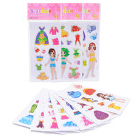 Kleine Stickers - Mode