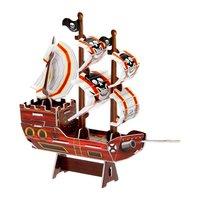 3D Bouwpakket Piratenschip