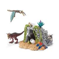 Schleich Dinosaurus Set met Grot