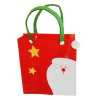 Maak je eigen Vilt Tasje met Decoratie - Kerst
