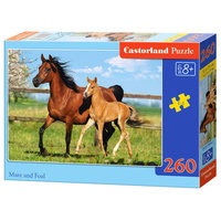 Puzzel Paard en Veulen, 260st.