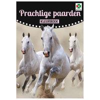 Kleurboek Prachtige Paarden