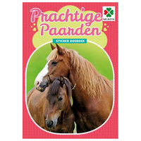 Prachtige Paarden Sticker Doeboek